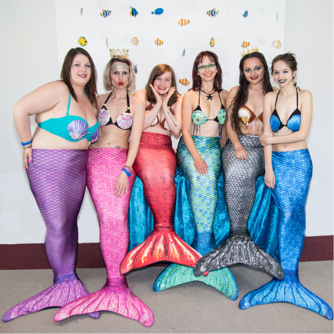Hen party ideas | mermaid hen parties with Mermaiding UK | mermaidhenparties.co.uk