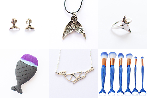 Mermaid gifts – new goodies in the mermaid shop!