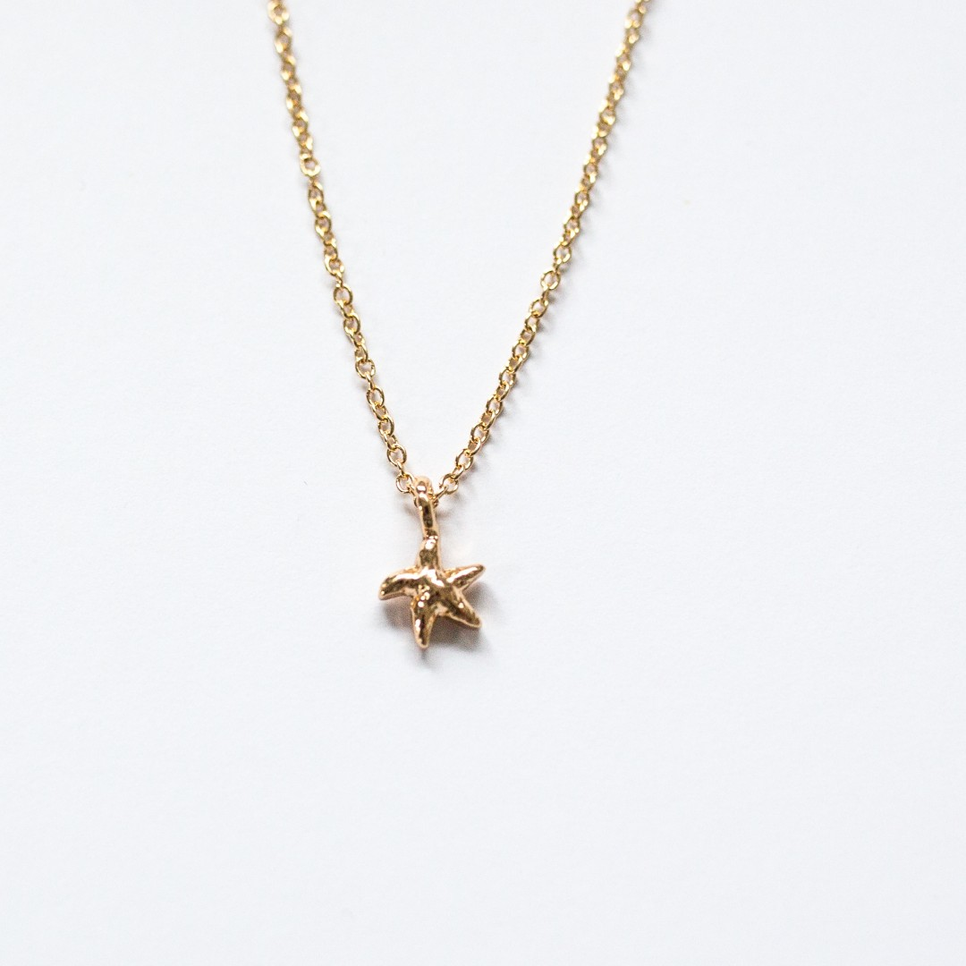 starfish necklace | Mermaiding UK | mermaiding.co.uk