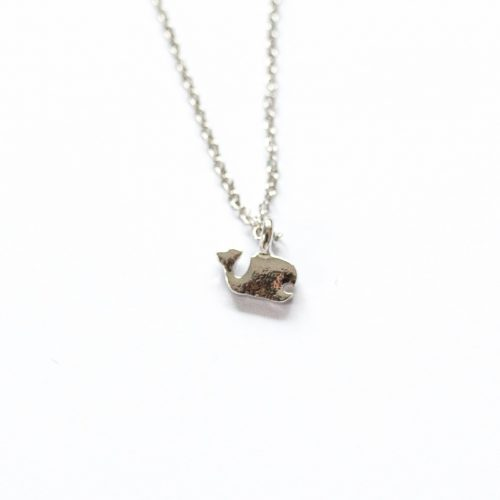 tiny whale necklace | Mermaiding UK | mermaiding.co.uk