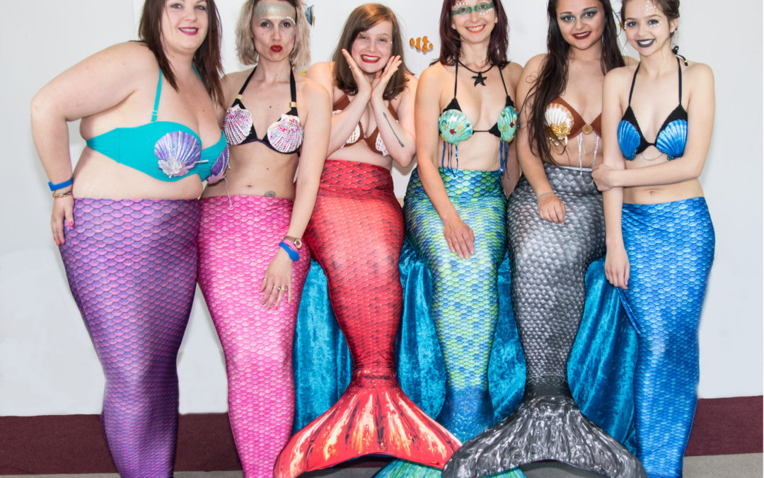 Hen party ideas – have a mermaid hen do!