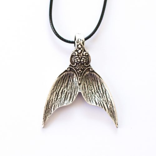 mermaid tail pendant | mermaiding.co.uk