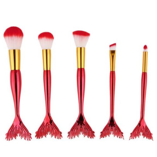 Dramatic fluke mermaid brushes | Mermaiding UK | mermaiding.co.uk