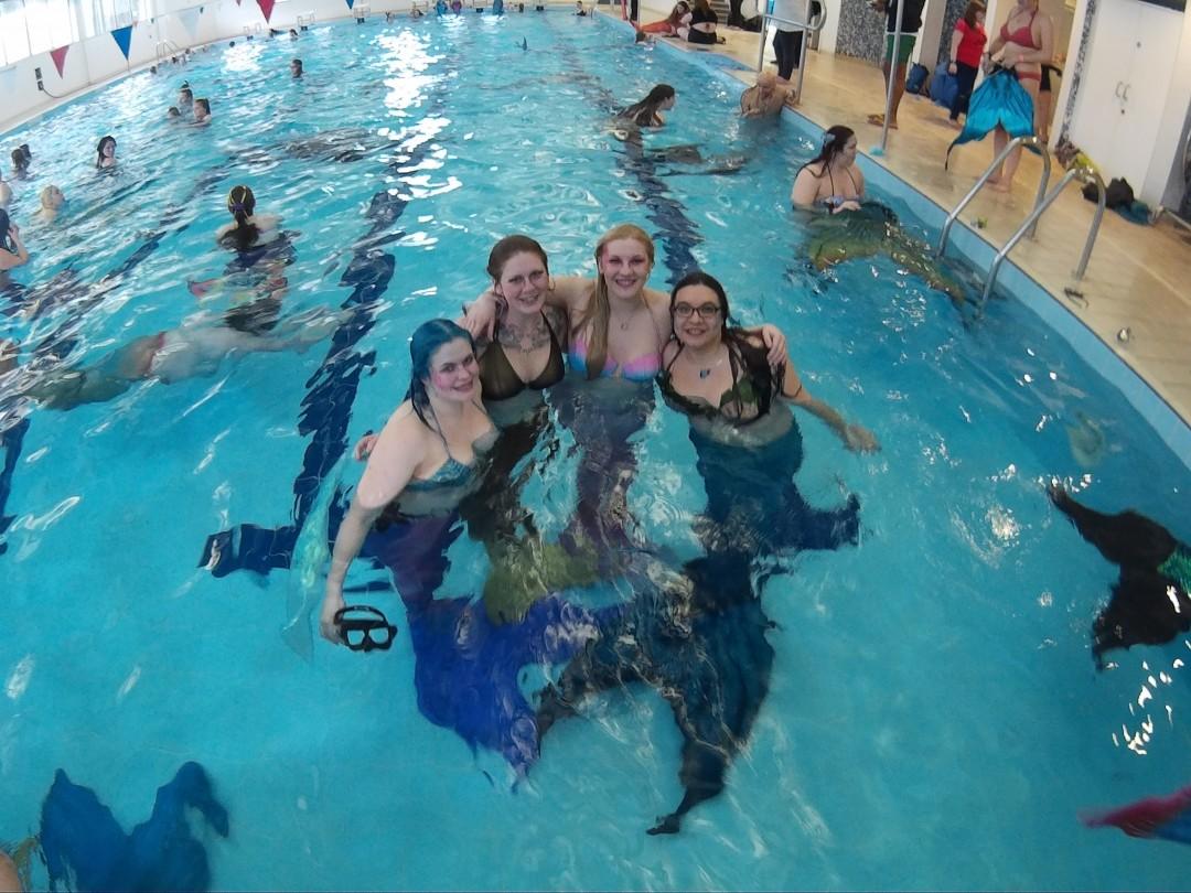 Merfolk convention 2018   mermaiding.co.uk