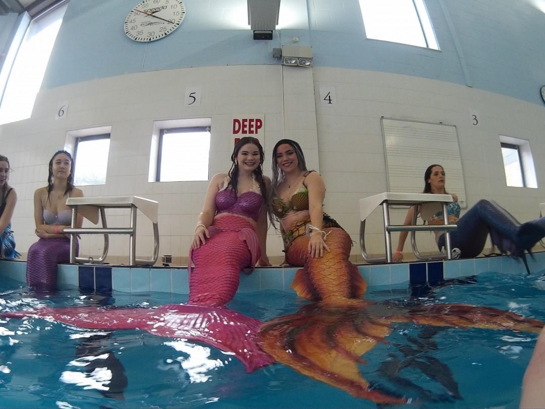 Merfolk convention 2018 | mermaiding.co.uk