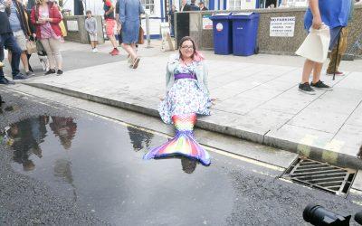 Pop Up Mermaid Shop: Harwich Maritime Festival